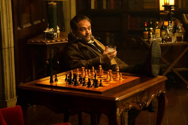 Sheppard como Willoughby Kipling, de Doom Patrol   Foto: divulgação