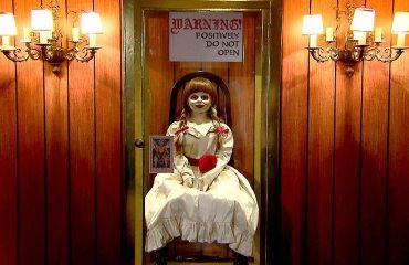 Annabelle usada em filme estará presente na Horror Expo 2019