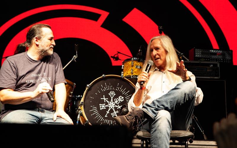 Painel Mick Garris e Carlos Primati | Foto: Mariana Serralha