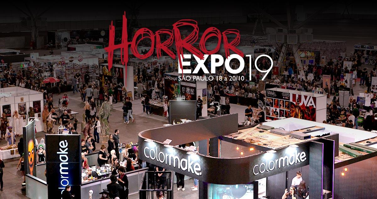 Horror Expo 2019: evento inédito no Brasil é sucesso de público