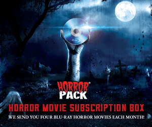 Horror Pack Movies Each Month