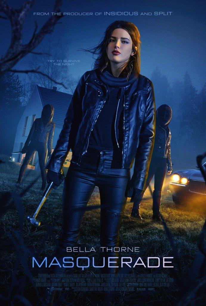 Masquerade Bella Thorne