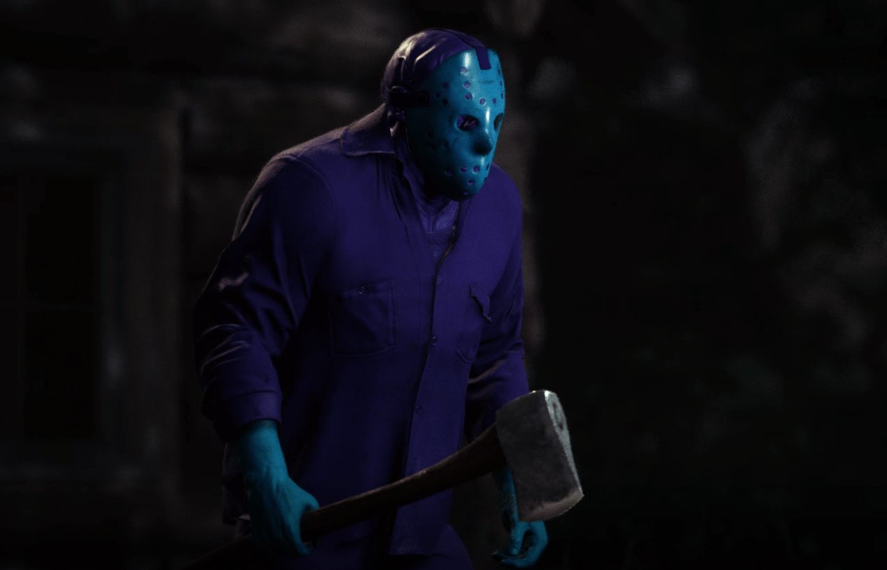 Retro NES Jason Introduced for Friday the 13th: The Game