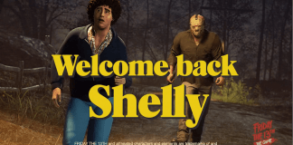 Friday the 13th: The Game Shelly Larry Zerner 1