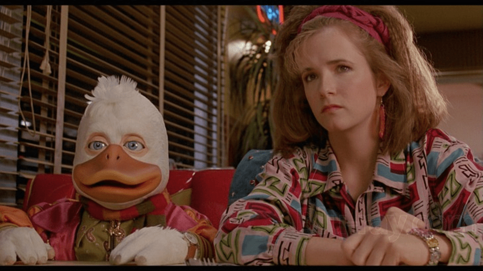 lea thompson wants to direct a new howard the duck movie