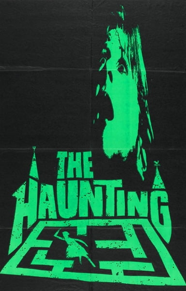 The Haunting 1963 Poster 4