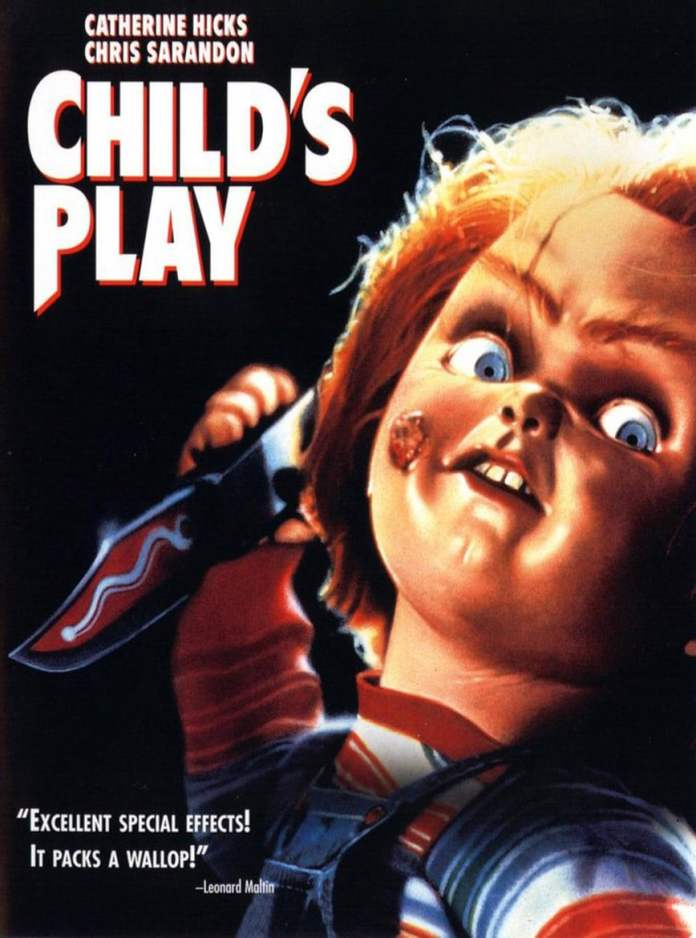 childs play poster 2