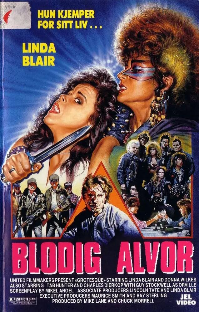 grotesque 1988 poster 2