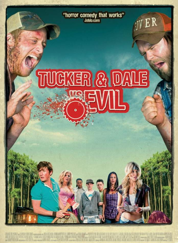 Tucker and Dale vs Evil 2010 1