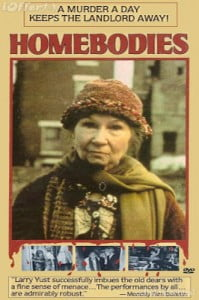 homebodies 1974 poster 3