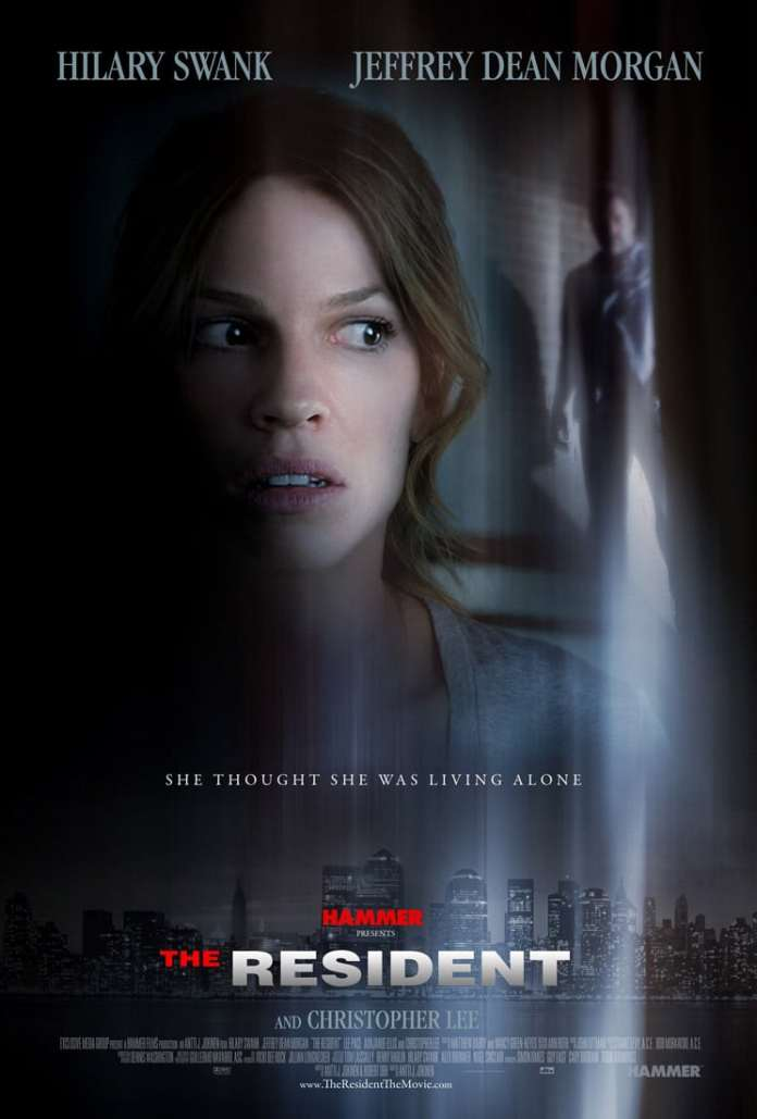 the resident 2011 poster 1