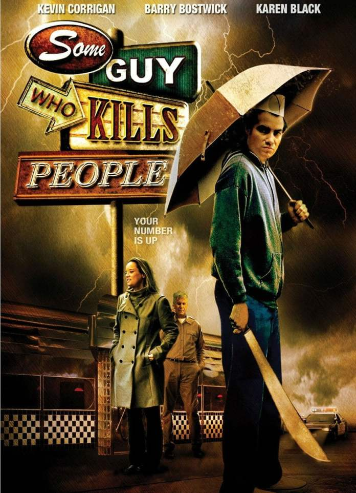 Some Guy Who Kills People 2011 poster 2