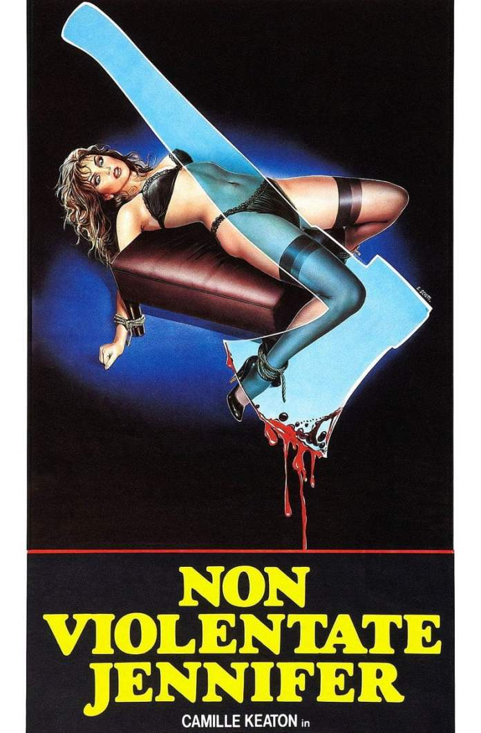i spit on your grave 1978 poster 3