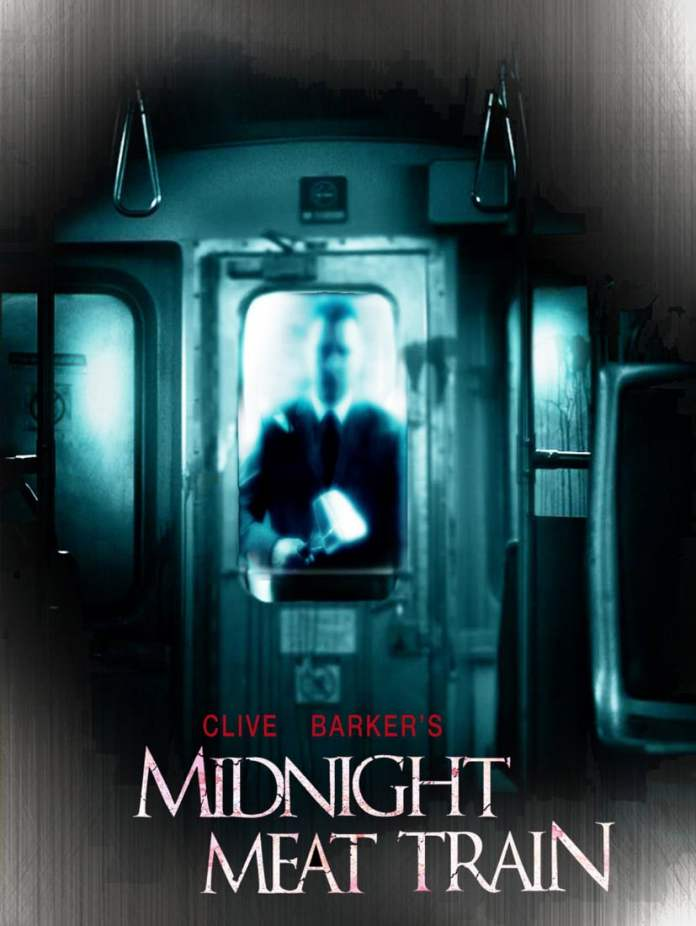 Midnight Meat Train poster 2