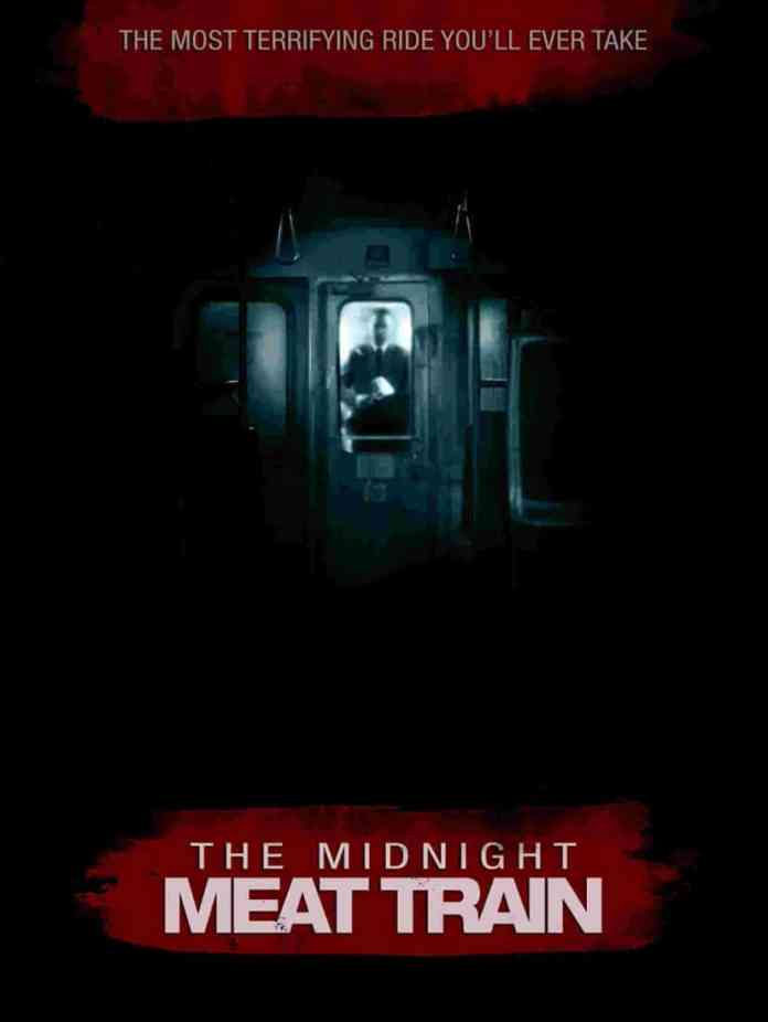 Midnight Meat Train poster 5