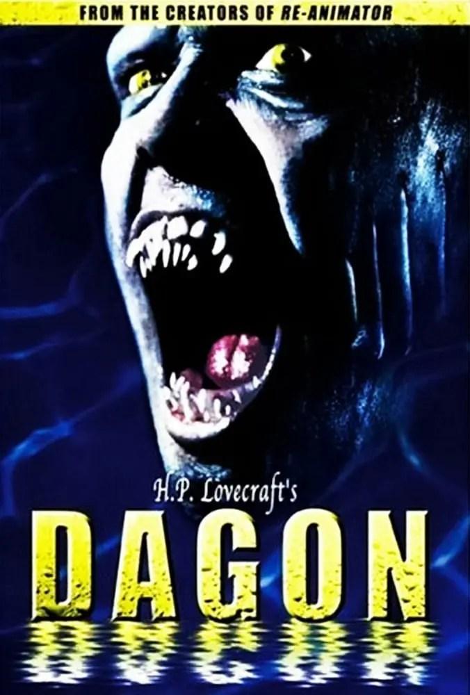 dagon 2001 poster