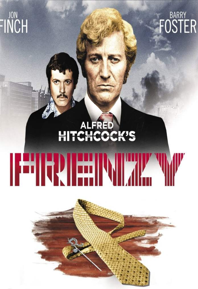 frenzy 1972 poster 2