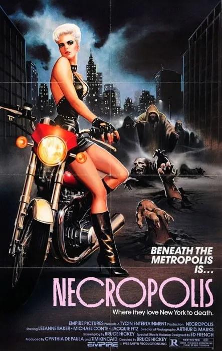 necropolis 1987 poster 1
