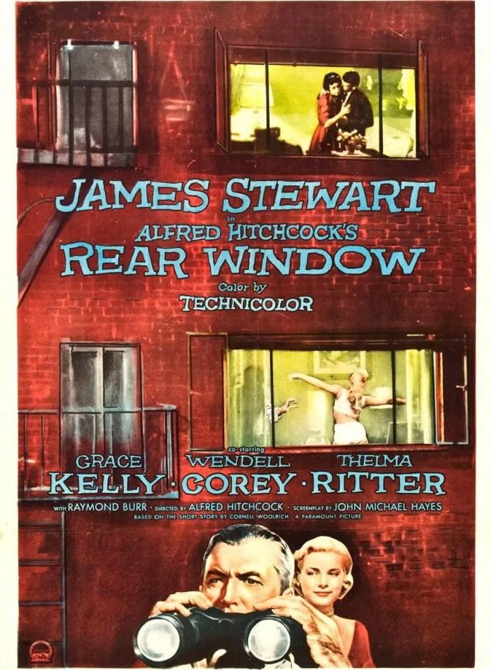 rear window 1954 poster 5