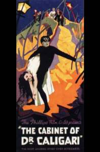 Cabinet Dr Caligari 1920
