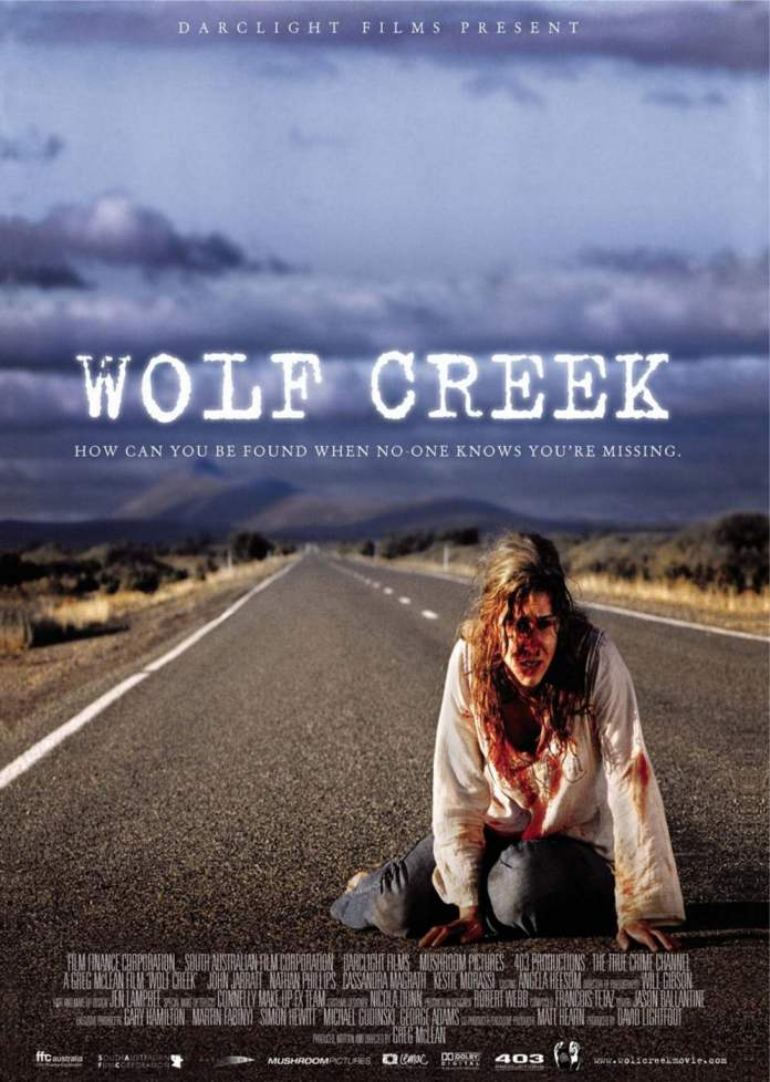 wolf creek 2005 poster 3