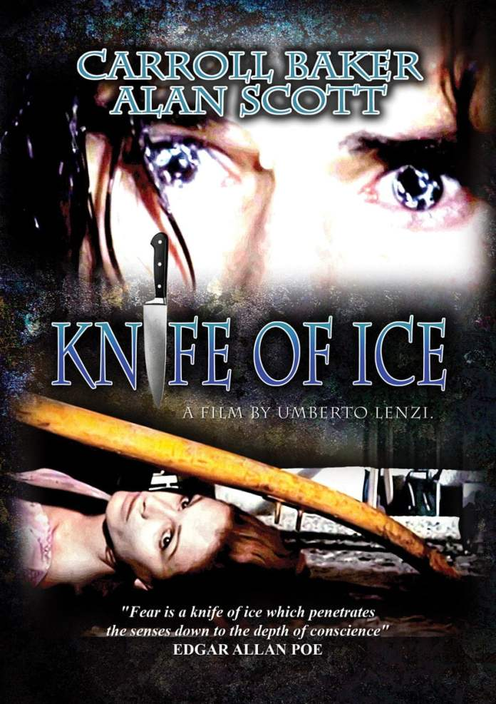 knife ice 1972 poster 1