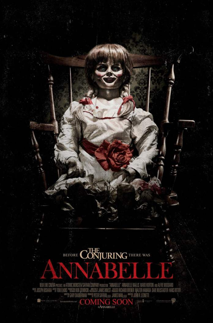 The Annabelle Story