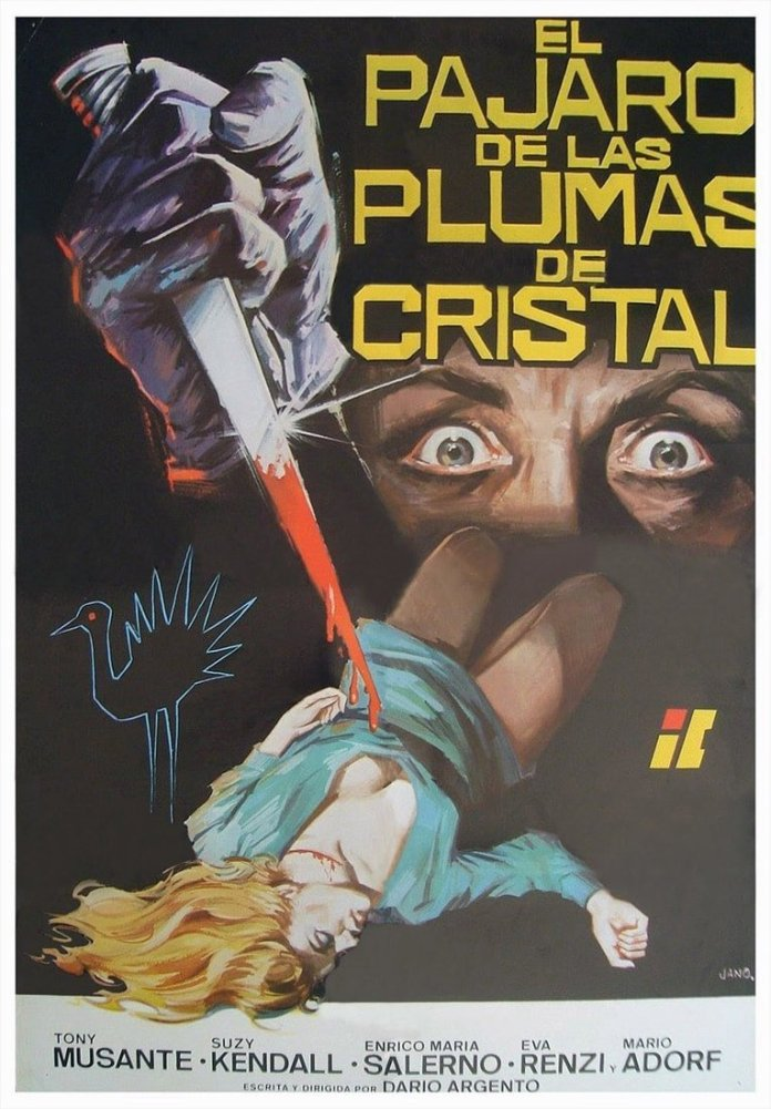 bird crystal plumage poster 4