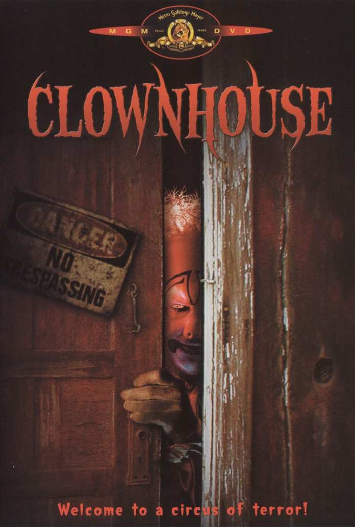 clownhouse 1989 poster
