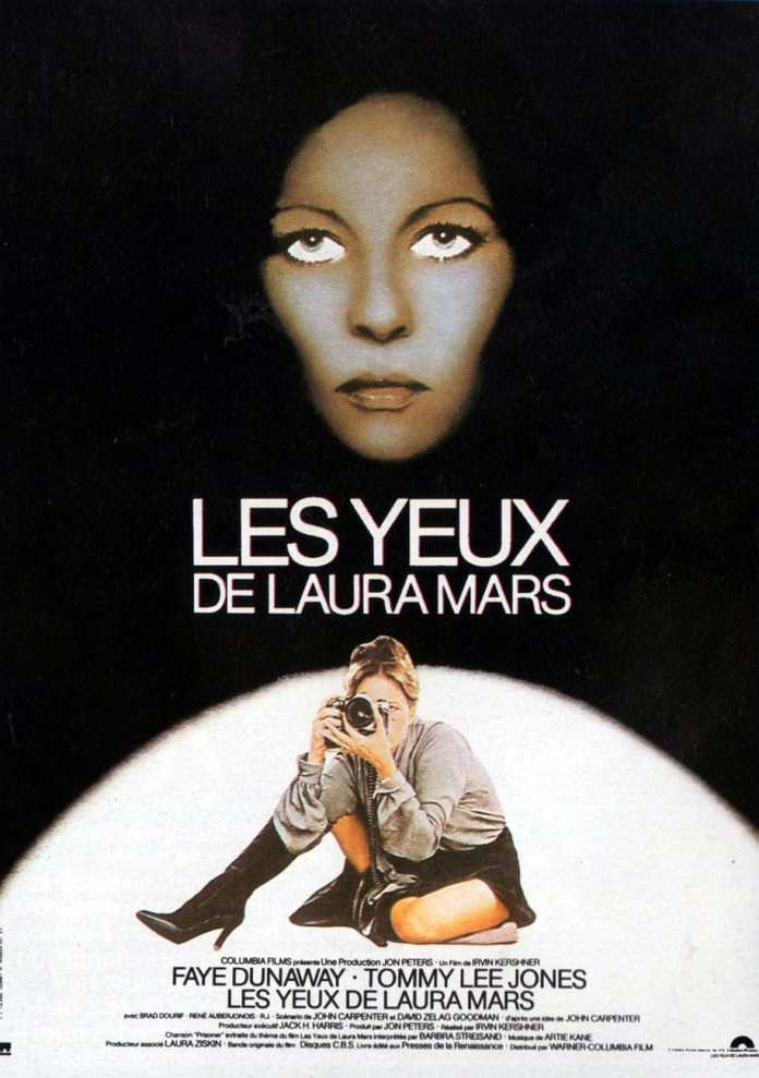 eyes of laura mars 1978 poster