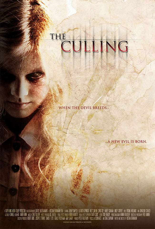 The Culling Poster