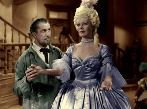 vincent price house of wax