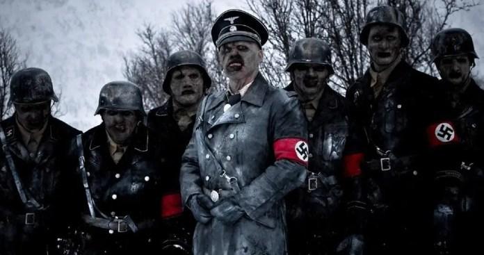 dead snow 2 nazi