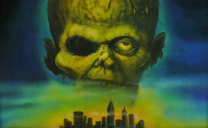 zombies city of the- iving