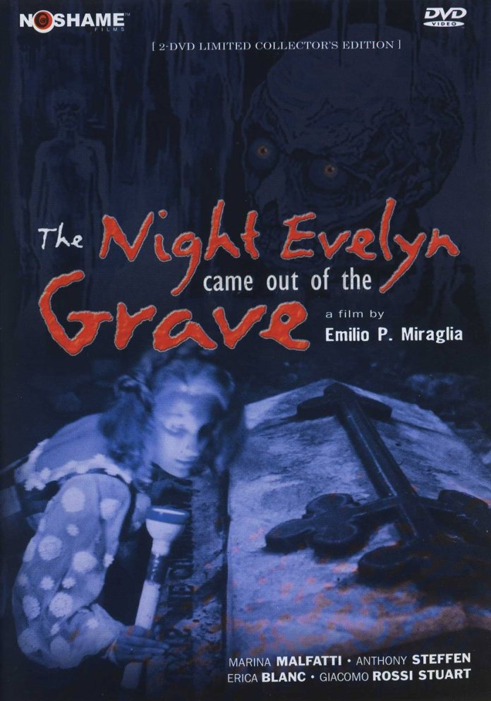 night evelyn came grave dvd