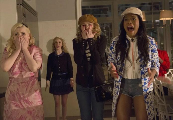 scream queens girls