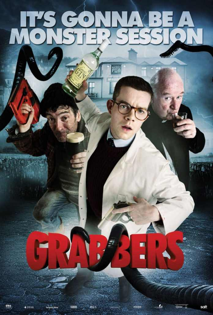 grabbers character poster
