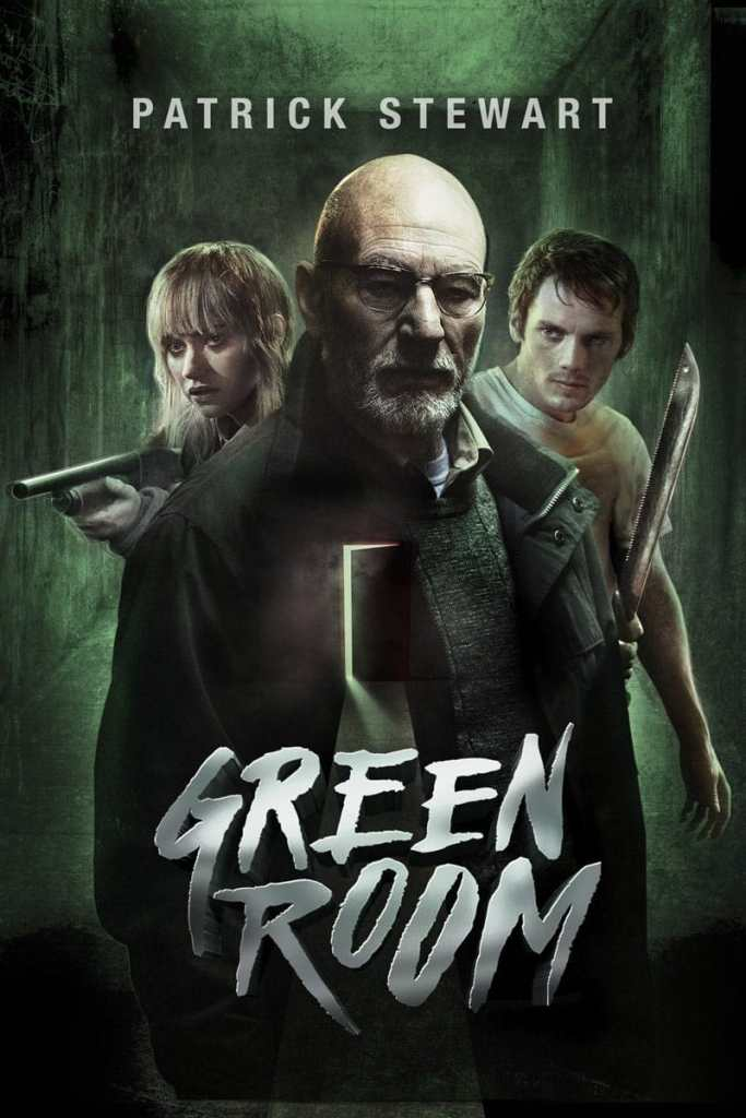 green room horror