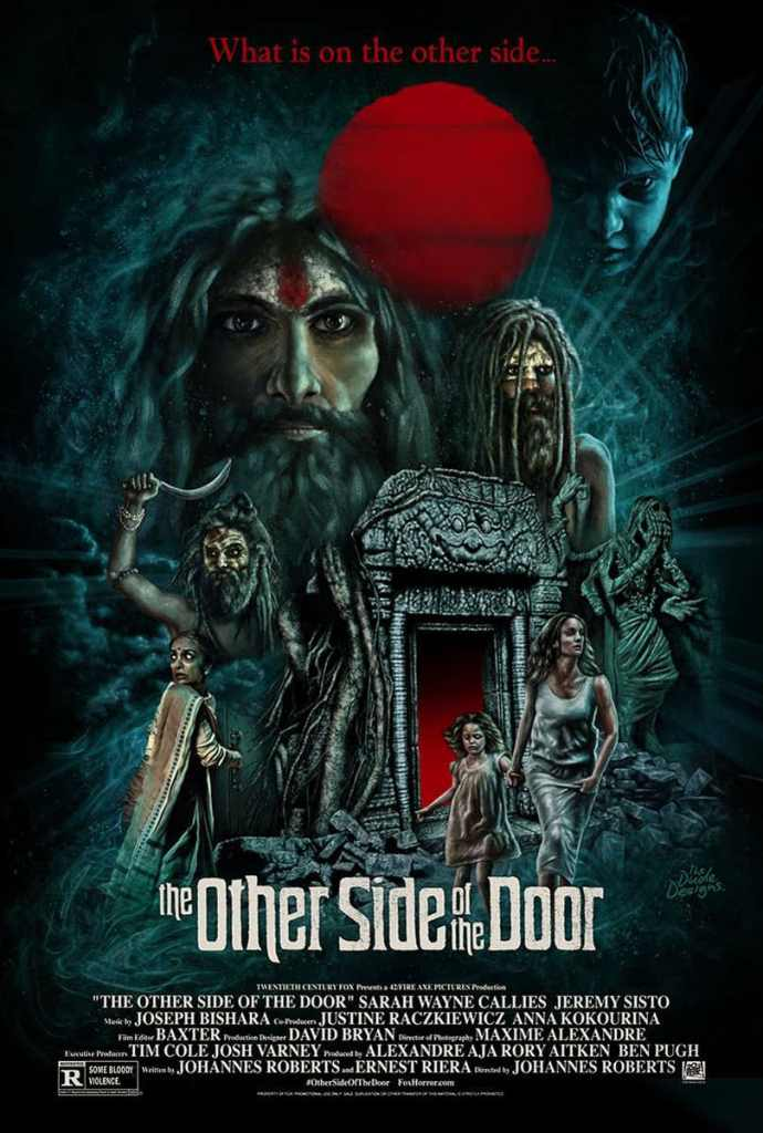 other side of the door poster