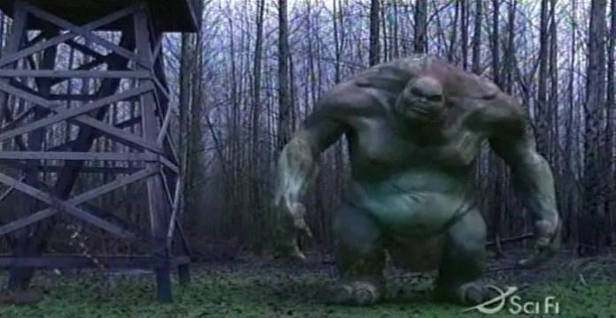 ogre monster movie