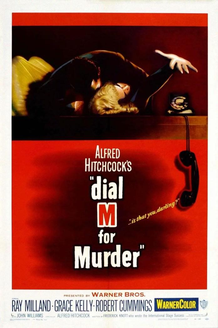 psychological thriller dial m for murder