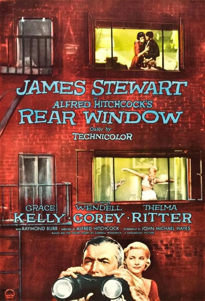psychological thriller rear window