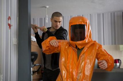 Stills from CONTAINMENT