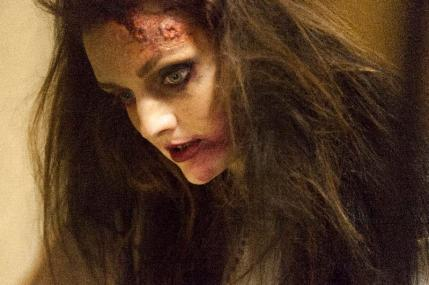 "Lydia Hearst as Tess in the horror film ""CONDEMNED"" an RLJ Entertainment release. Photo credit: Paul Sarkis."