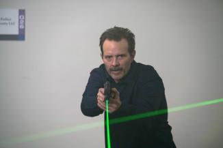 "Michael Biehn as Sheriff Hodge in the action thriller ""THE SHADOW EFFECT"" a Momentum Pictures release. Photo courtesy of Momentum."