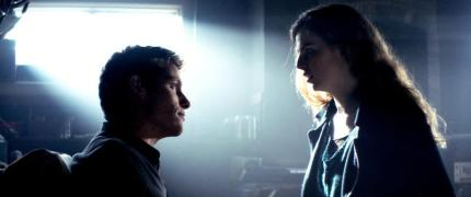 """(L-R) Ward Horton as Smith and Perla Haney-Jardine as Hannah in the thriller film """"MIDNIGHTERS"""" a Graystone Pictures release. Photo courtesy of Graystone Pictures."""