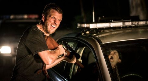 """Aaron Glenane as Chook in the horror/thriller film """"KILLING GROUND"""" an IFC Midnight release. Photo courtesy of IFC Midnight."""
