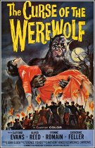 Horror History: Wednesday, June 7, 1961: The Curse of the Werewolf was released in theaters