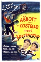 Horror History: Tuesday, June 15, 1948: Abbott and Costello Meet Frankenstein was released in theaters