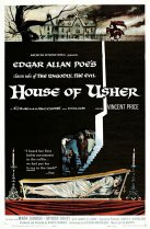 Horror History: Saturday, June 18, 1960: House of Usher was released in theaters